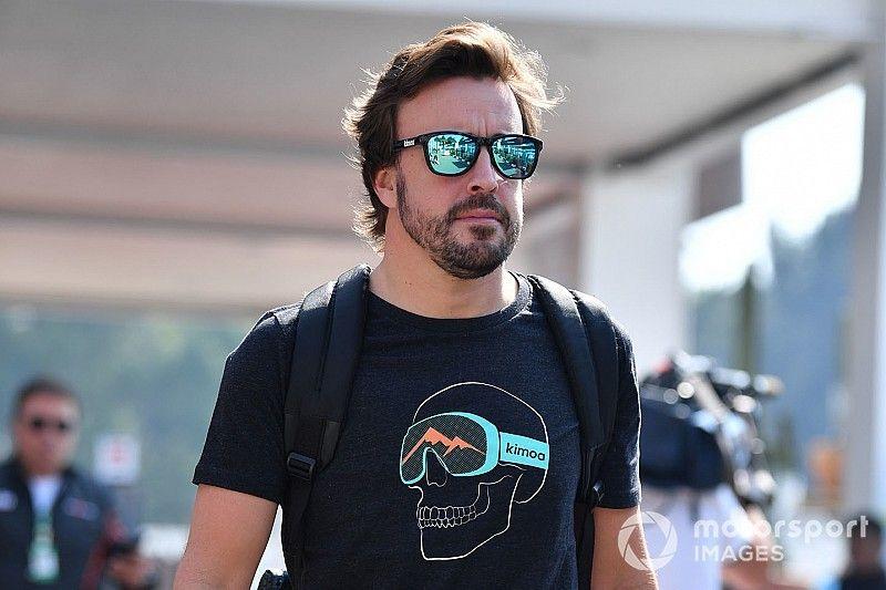 Alonso: Fórmula E no está dentro de mis planes
