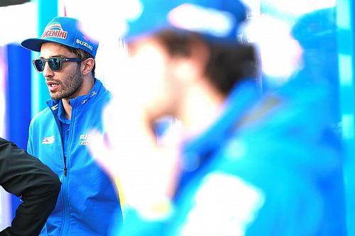 """Iannone: """"Veremos si voy para atrás como dice Rins"""""""