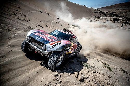 Dakar Stage 7: X-raid Mini tiga besar