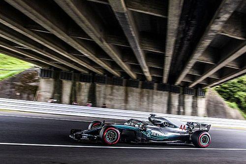 Hamilton segue imbatível e domina TL3 do GP do Japão