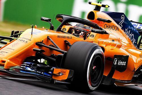 """McLaren : Notre choix de pneus est mauvais mais """"délibéré"""""""