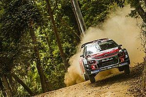 Citroen domina la prima tappa del Rally d'Australia. Neuville stallona una gomma, Ogier ne approfitta
