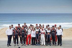 Fotogallery: ecco i premi assegnati a piloti e navigatori al termine del WRC 2018!