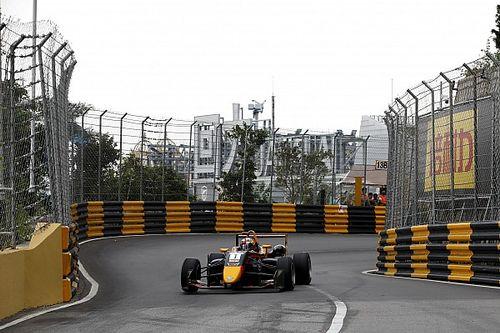 Dan Ticktum arrasa para llevarse la pole definitiva en Macao