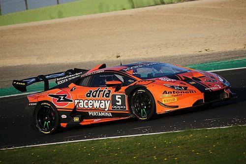 Lamborghini, Europe PRO-PRO Am: Altoè e Spinelli sono i Campioni 2018 dopo Gara 2