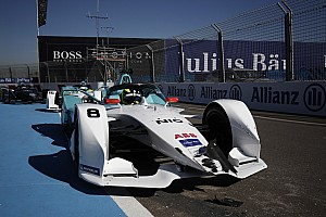 "Formula E set for new ""self-punishing"" front end design"
