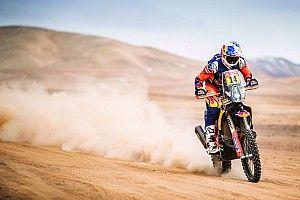 Zeitgutschrift für Sunderland: Neue Motorrad-Wertung nach Dakar-Tag fünf