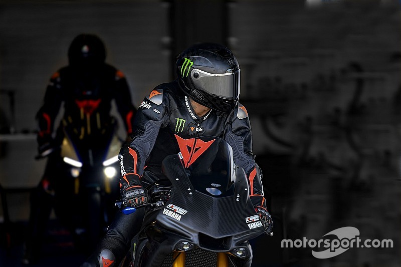 Photos - Le test de Lewis Hamilton en Superbike
