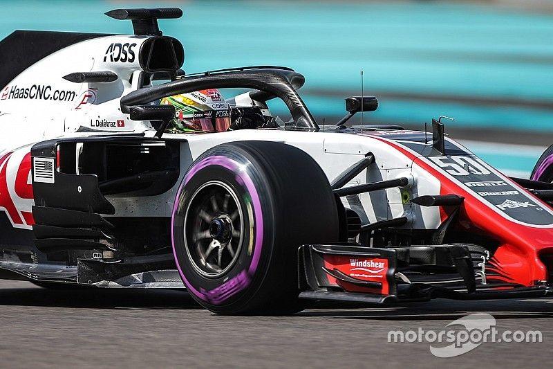 Haas signe Louis Déletraz comme pilote du simulateur F1