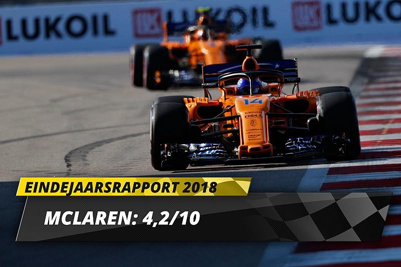 Eindrapport McLaren: De maskers vallen af