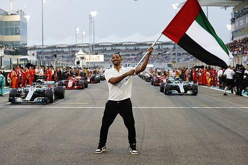 GALERI: Suasana dan aksi balapan GP Abu Dhabi