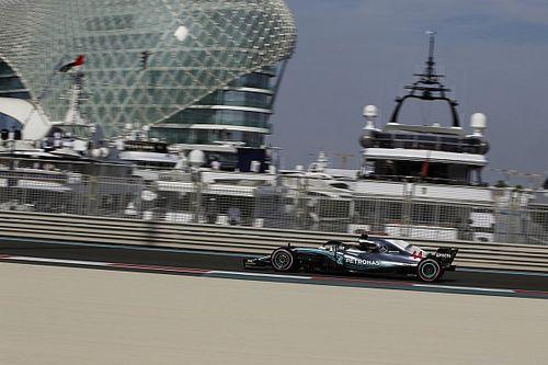 阿布扎比大奖赛FP3:汉密尔顿回到榜首且优势明显