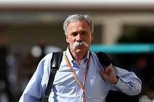 """F1-voorman Carey reageert op kritiek: """"Zal onze aanpak niet veranderen"""""""