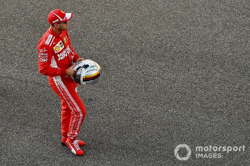 Diaporama - Les erreurs de Vettel et Ferrari en 2018