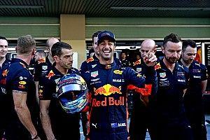 Marko szerint, ha Ricciardo marad, legyőzték volna a Ferrarit