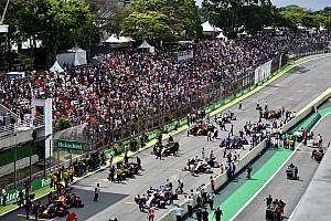 F1: les horaires TV sur RSI, Sky et Canal+ du GP du Brésil