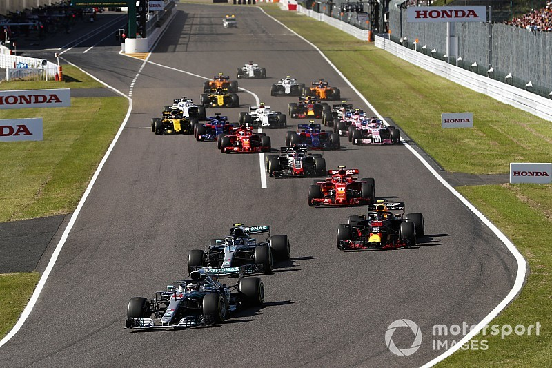 Live: Follow the Japanese GP as it happens