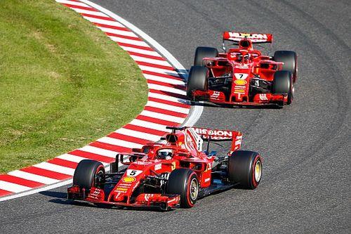 Ferrari: nel puzzle degli errori di Suzuka, Vettel ci ha messo ancora del suo