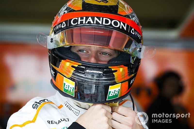 Vandoorne: Mercedes'teki görevim sayesinde F1'e yakın olmak iyi