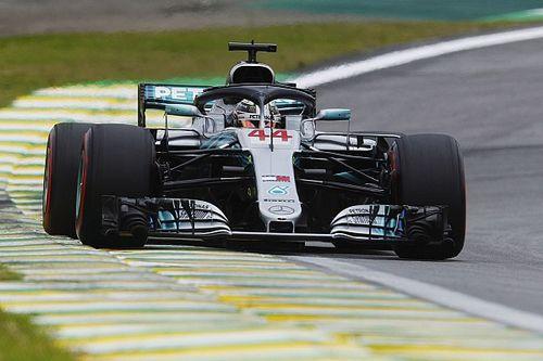 Formel 1 Brasilien 2018: Hamilton auf Pole, Vettel zittert um P2