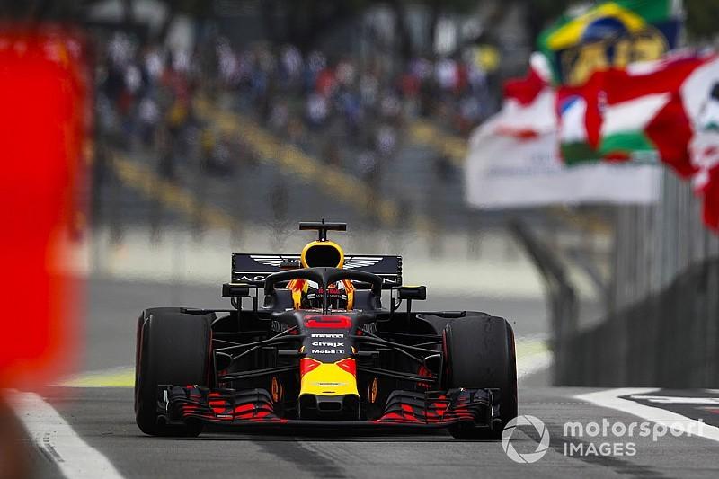 Ricciardo: Turbo foi danificado por extintor de fiscal mexicano