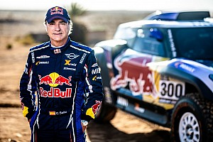 Sainz y el Dakar 2019: