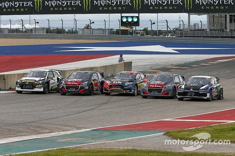 WRX-Kalender 2019 angepasst: Rennen in Austin gestrichen
