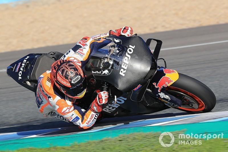 """Márquez: """"La nueva aerodinámica estilo Ducati no es un cambio como la noche y el día"""""""