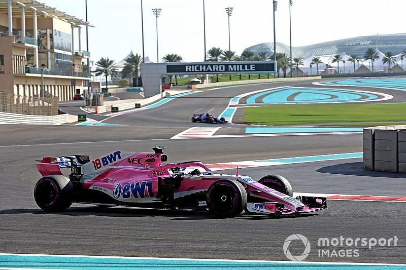 Racing Point F1 verandert begin 2019 nogmaals van naam