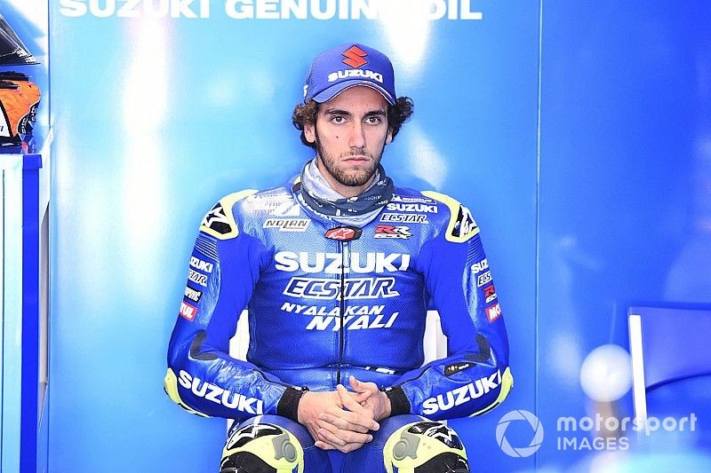 Sepang MotoGP: Rins leads Marquez in second practice