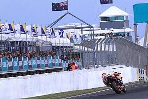 Fotogallery MotoGP: la pole di Marquez a Phillip Island