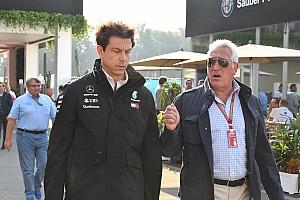 'Wolff en Stroll sr. misten cruciale vergaderingen Formule 1'