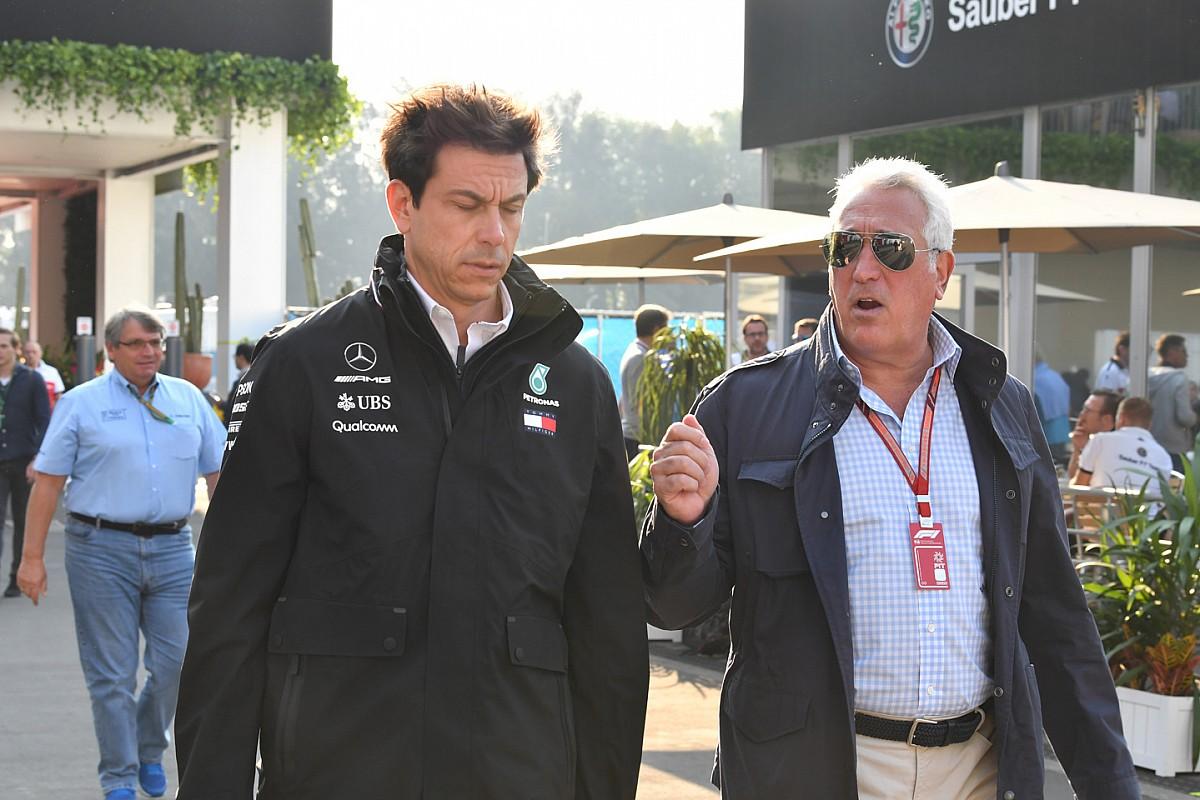 Komt er een Aston Martin F1 Team met Stroll en Wolff aan het roer?