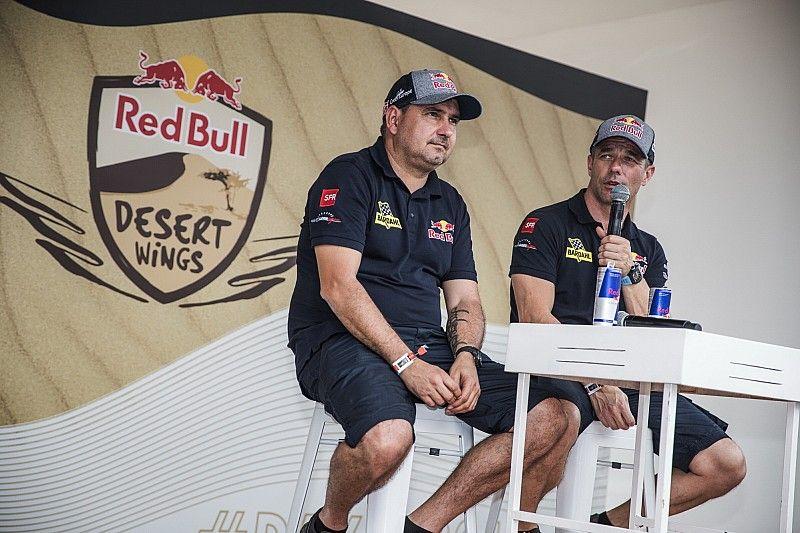 La organización del Dakar acepta las críticas de Loeb y Elena, pero no los compensará