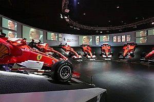 Fotos: la exposición de Schumacher en el Museo Ferrari de Maranello