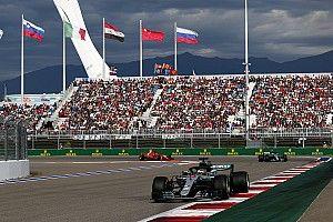 GP Rusia: Hamiton menang berkat bantuan team order