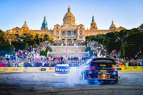 El Rally de España, fuera del mundial del WRC en 2020