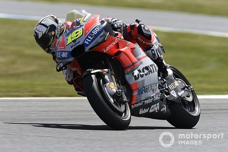Quatrième avec la Ducati GP18, Bautista conclut à 4s de la victoire