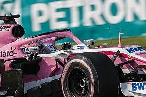 Pérez cree que el GP de México podría ir a dos paradas de pits