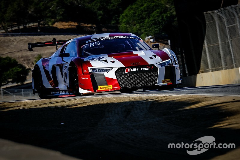 California 8 Hours: Haase puts Land Audi on pole