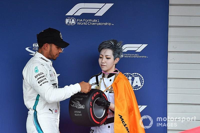 Hamilton: persze, hogy jobb lenne, ha nem hólyagosodnának az F1-gumik