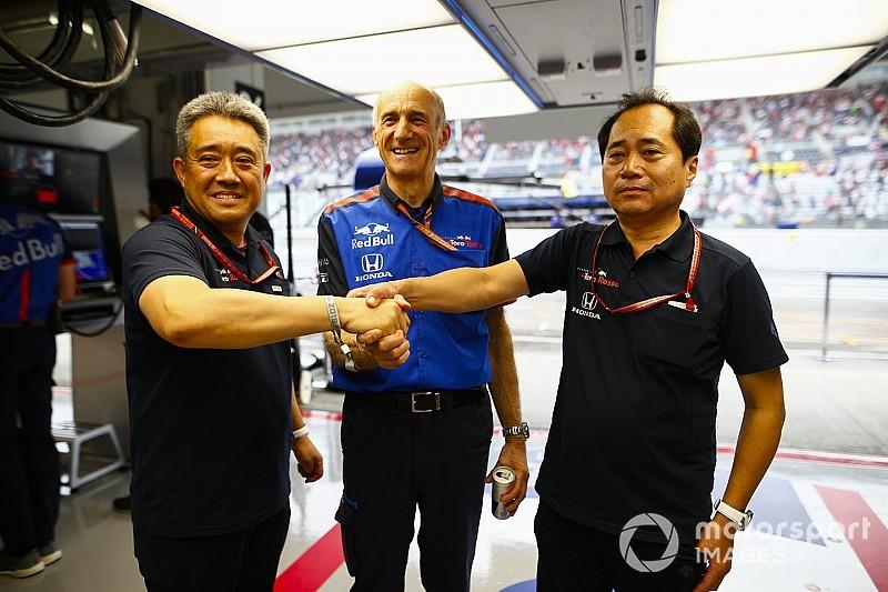 A Honda újabb jelentős változtatása az F1-es projektje miatt