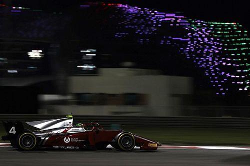 Корреа стал лучшим во второй день тестов Ф2, опередив Шумахера на последних минутах