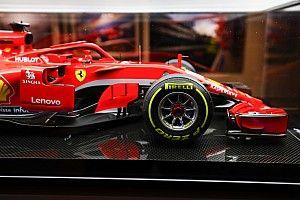 В Италии конфискованы макеты Ferrari и McLaren. За нарушение авторских прав!