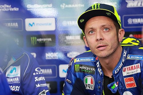 """Valentino sconsolato: """"Speravo nel podio, ma il nostro potenziale è questo..."""""""