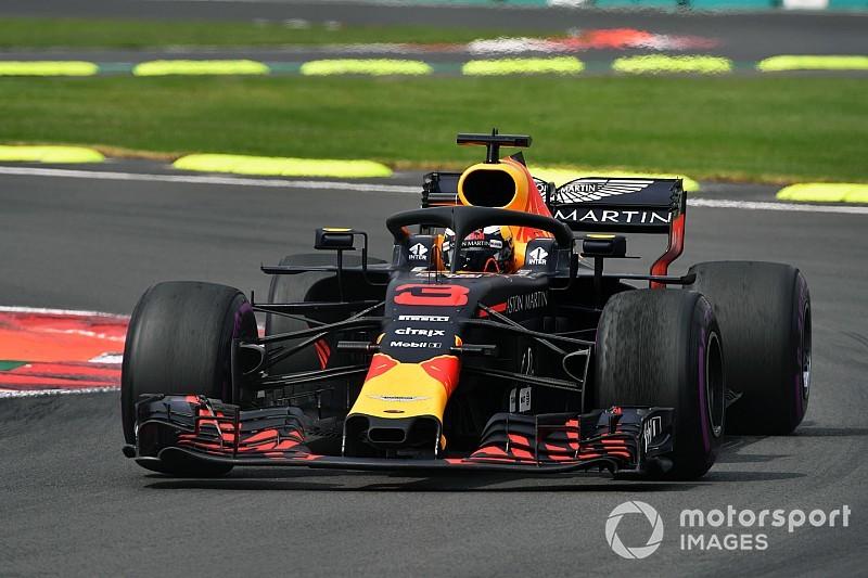 Ricciardo begint race in Brazilië met gridstraf