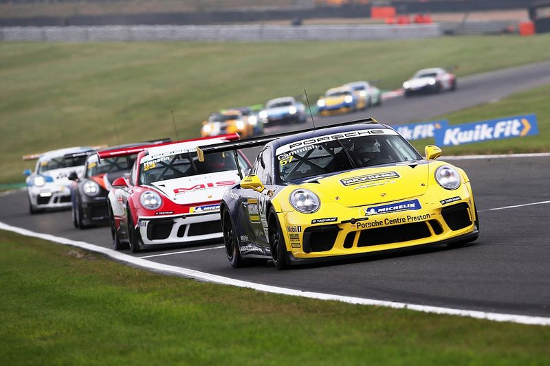 The other title battles to be decided at Brands Hatch this weekend