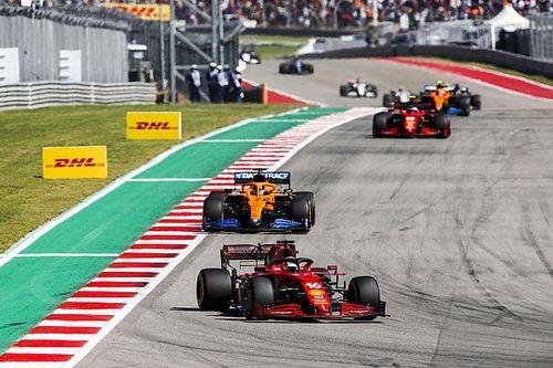 Ferrari szybsze od McLarena