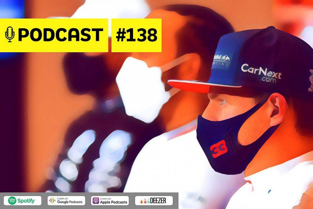 Podcast #138 – Red Bull não sabe o que fazer contra Mercedes após GP da Turquia?