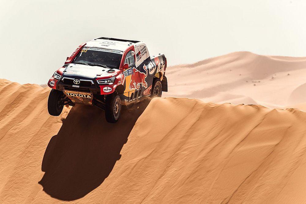Toyota's Al-Attiyah scores dominant Morocco Rally win